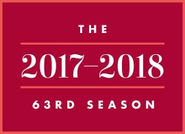 The 2017-2018 63rd Season