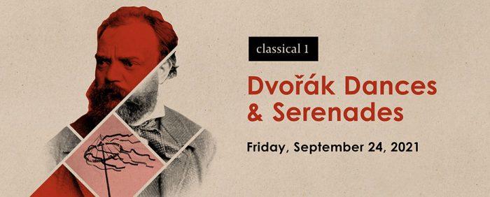 Dvořák Dances & Serenades