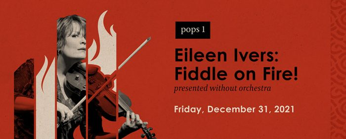 Eileen Ivers: Fiddle on Fire!